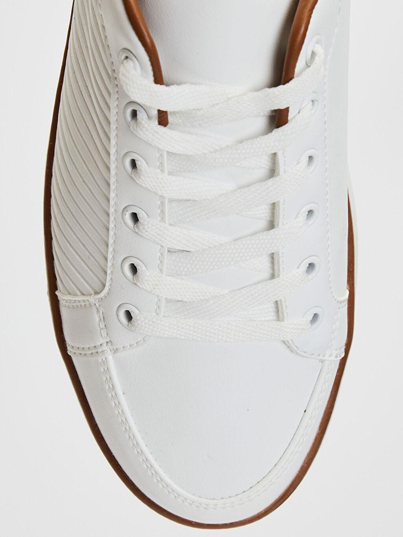 LC Waikiki Beyaz Erkek Sneaker