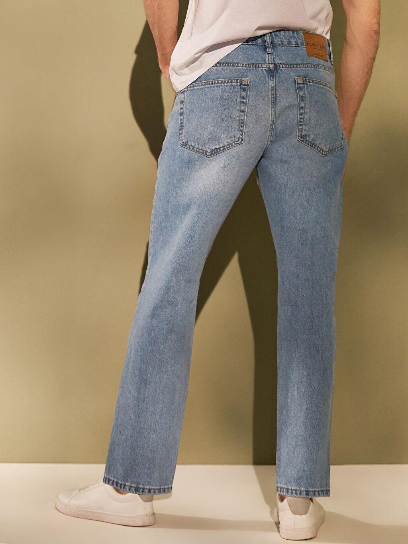 %100 Pamuk 779 Regular Fit Jean Pantolon