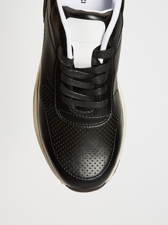 LC Waikiki Siyah Erkek Sneaker