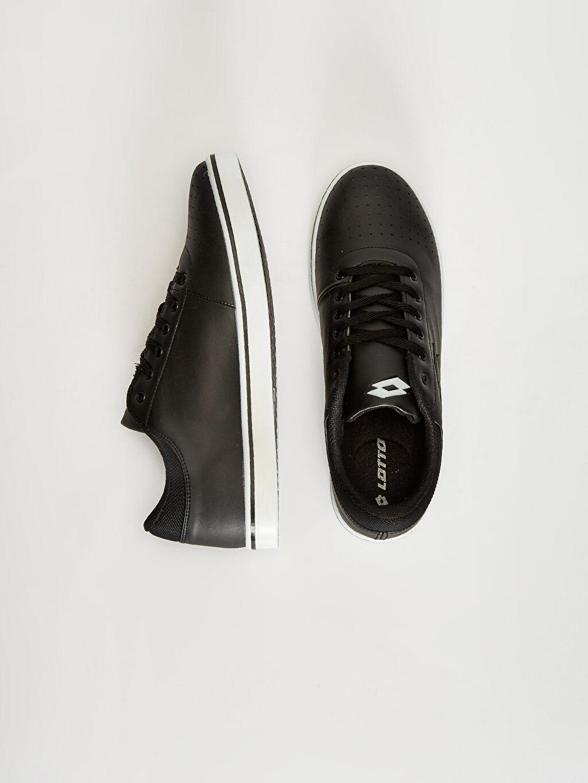 Diğer malzeme (poliüretan) Ayakkabı Lotto Erkek Bağcıklı Günlük Ayakkabı