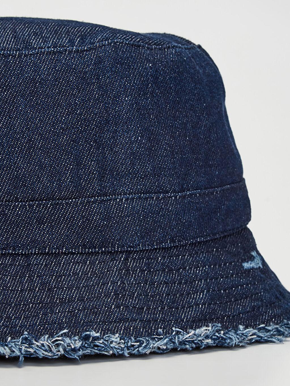 %100 Pamuk  Gabardin Bucket Şapka