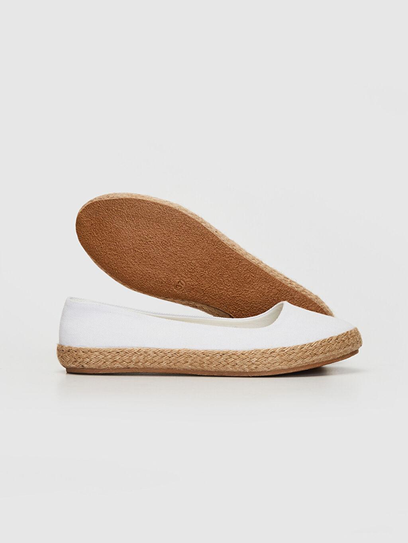 Kadın Kadın Espadril Babet Ayakkabı