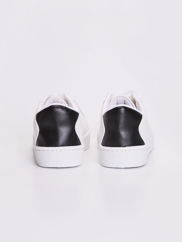 Kadın Bağcıklı Günlük Spor Ayakkabı