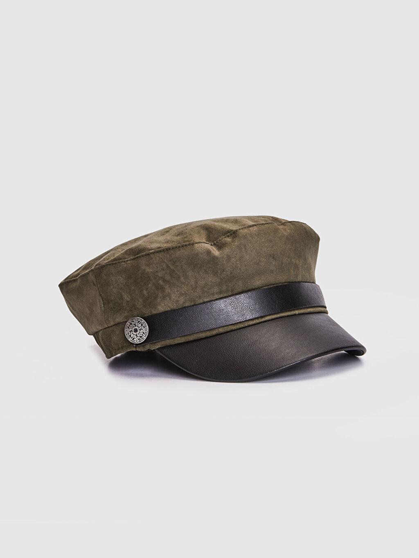 Haki Şapka 0SI338Z8 LC Waikiki