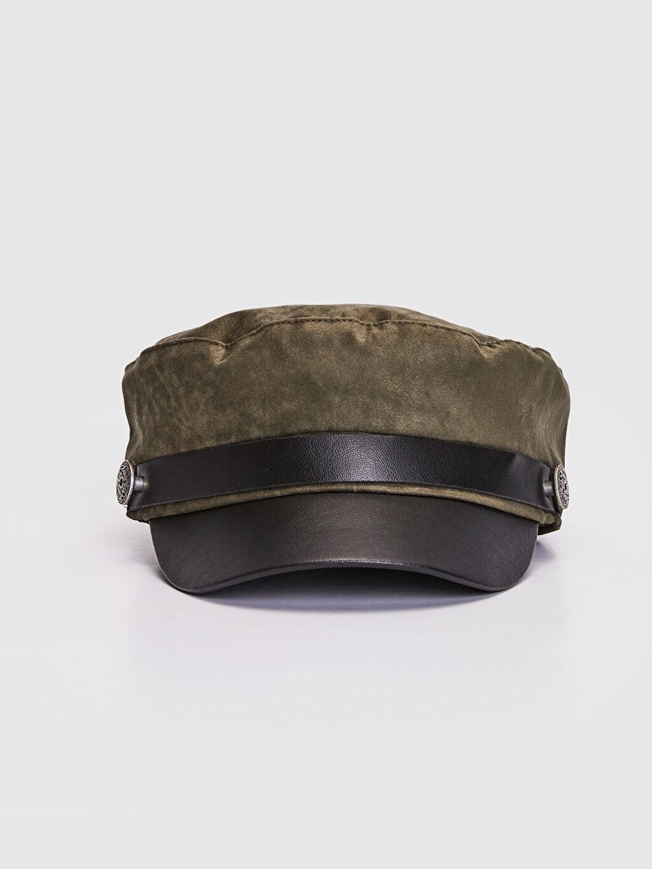 %100 Polyester %100 Pamuk  Şapka
