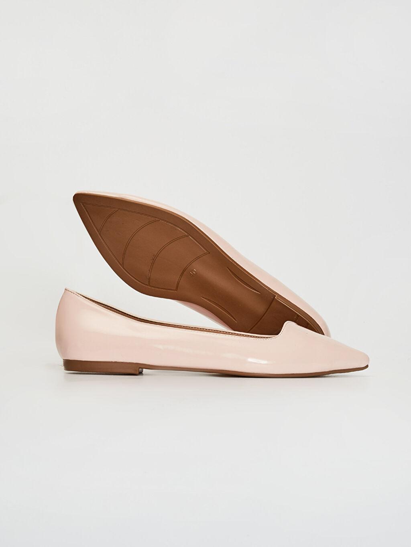 Kadın Kadın Rugan Babet Ayakkabı