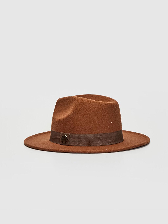 Kadın Kaşe Fötr Şapka