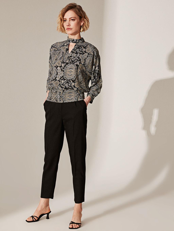 %100 Polyester  Bluz