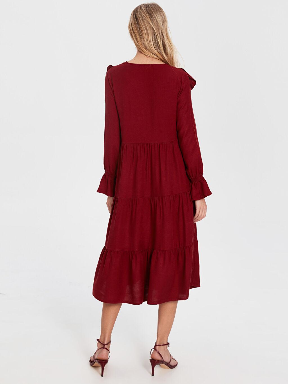 Kadın Salaş Viskon Elbise