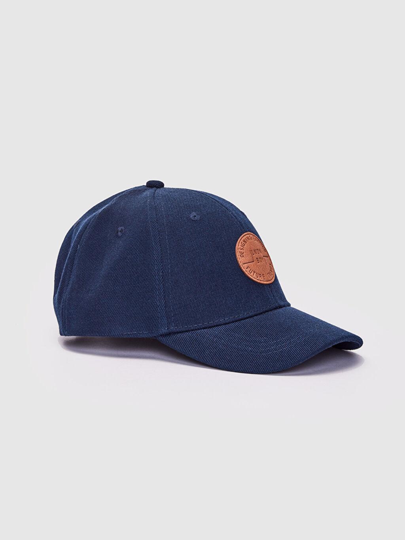 Lacivert Erkek Çocuk Şapka 0S0955Z4 LC Waikiki