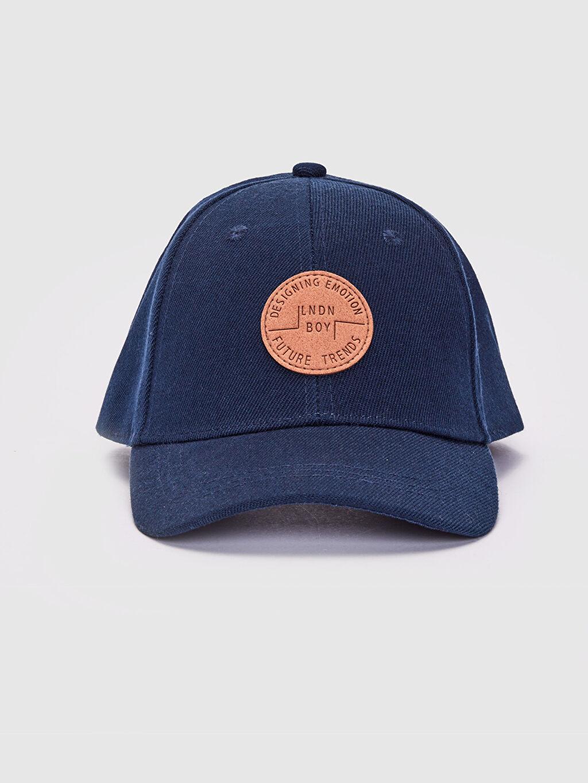 %100 Polyester  Erkek Çocuk Şapka