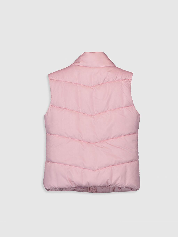 %100 Polyester %100 Pamuk Orta Yelek Kız Çocuk Şişme Yelek