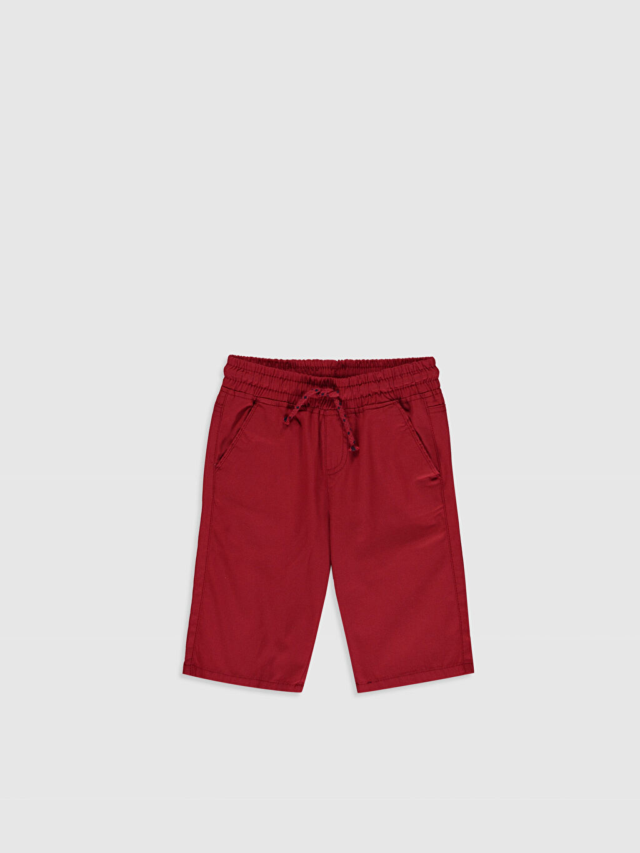 Kırmızı Erkek Çocuk Pamuklu Roller 0S2573Z4 LC Waikiki