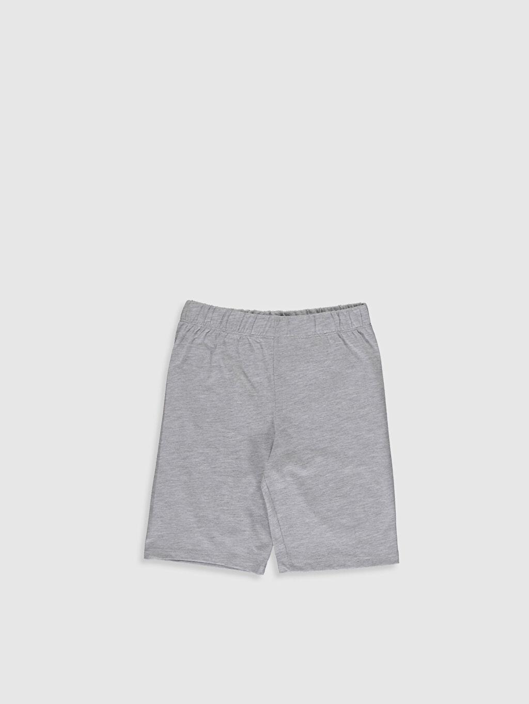 %100 Pamuk Erkek Çocuk Simpson Baskılı Pijama Takımı