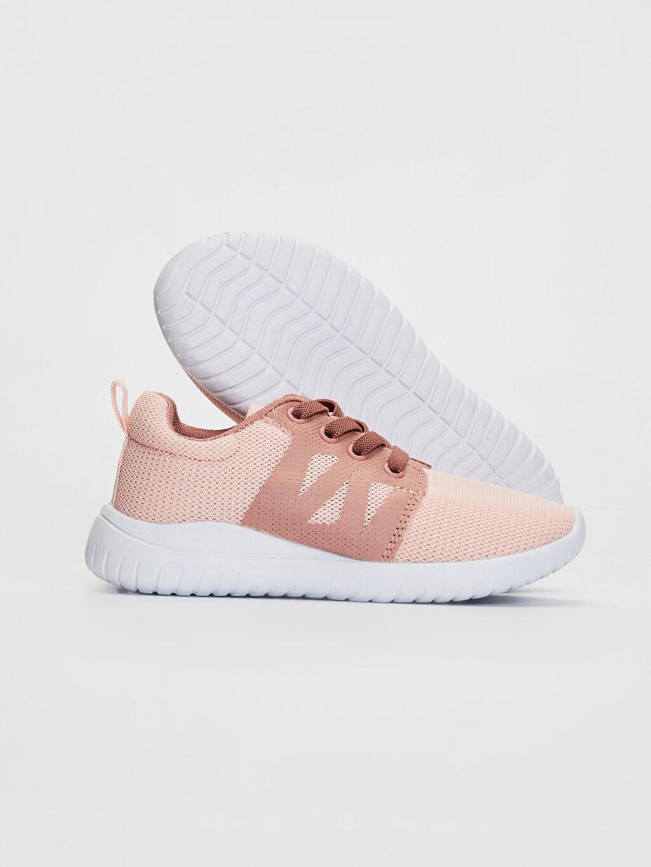 Kız Çocuk Kız Çocuk 25-31 Numara Aktif Spor Ayakkabı