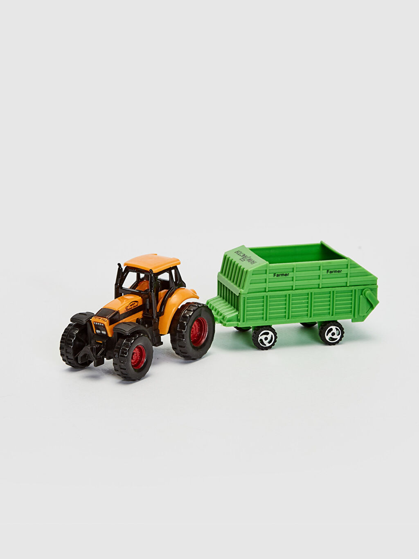 %100 Diğer  Oyuncak Traktör