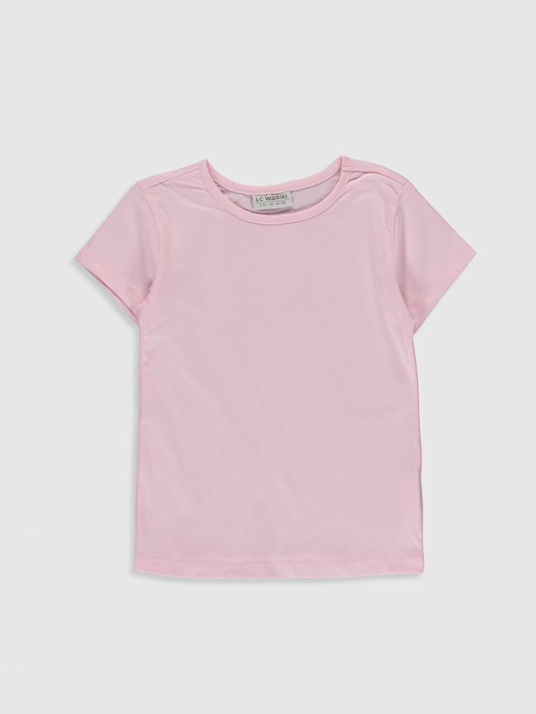 Kız Çocuk Kareli Elbise ve Tişört