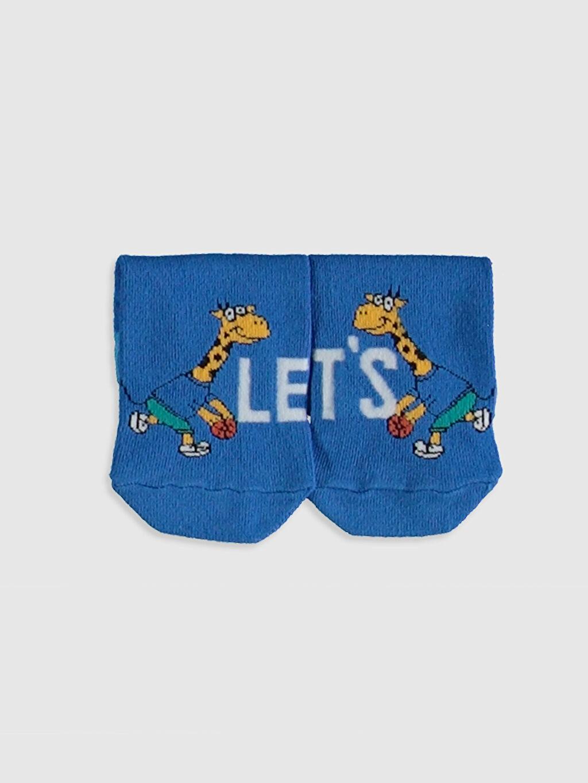 Erkek Çocuk Erkek Çocuk Patik Çorap 3'lü