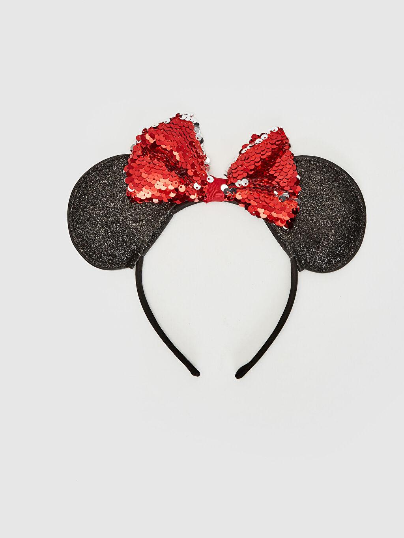 Polyester+Plastik  Kız Çocuk Minnie Mouse Taç