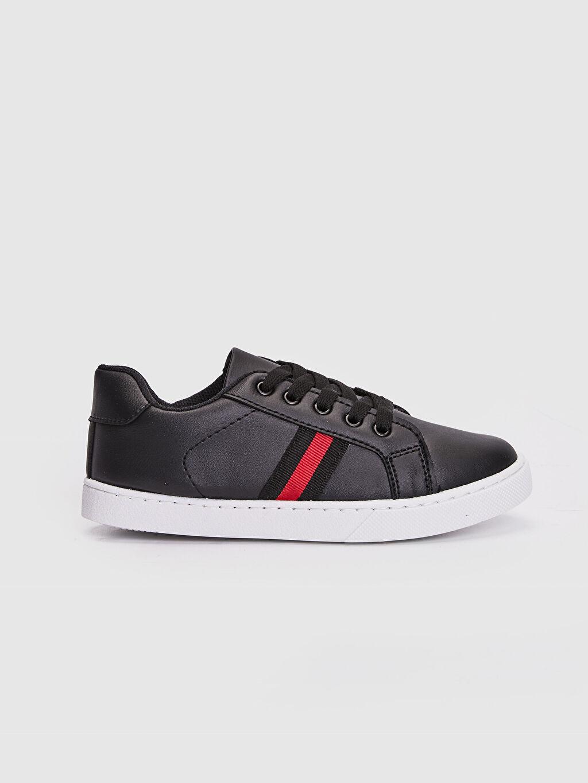 Siyah Erkek Çocuk Sneaker 0S5690Z4 LC Waikiki