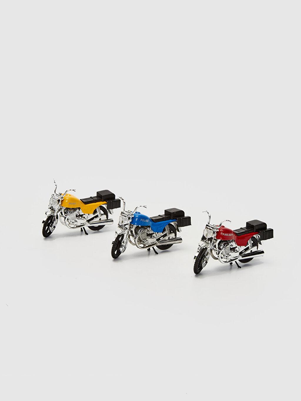%100 Diğer  Oyuncak Motorsiklet 3'lü