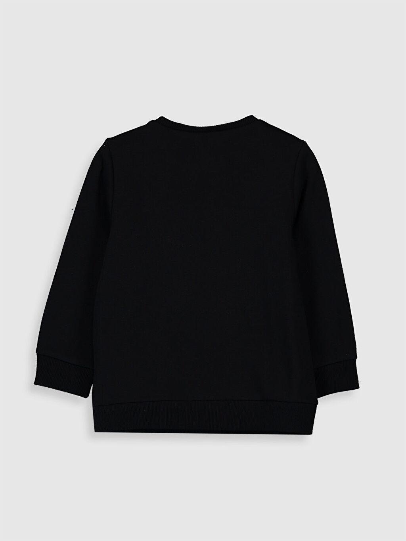 Kız Çocuk Kız Çocuk Çift Yönlü Payetli Sweatshirt