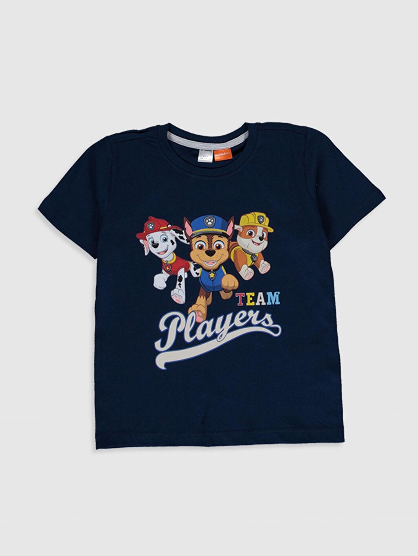 Erkek Çocuk Erkek Çocuk Paw Patrol Pijama Takımı
