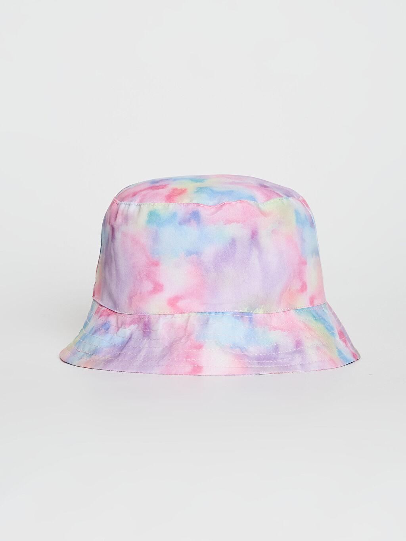 Çok Renkli Kız Çocuk Bucket Şapka 0S6454Z4 LC Waikiki