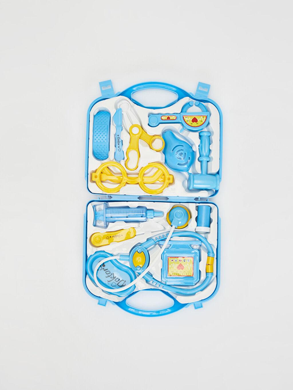 Plastik  Oyuncak Doktor Seti