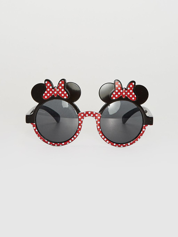Çok Renkli Kız Çocuk Minnie Mouse Lisanslı Güneş Gözlüğü 0S6599Z4 LC Waikiki