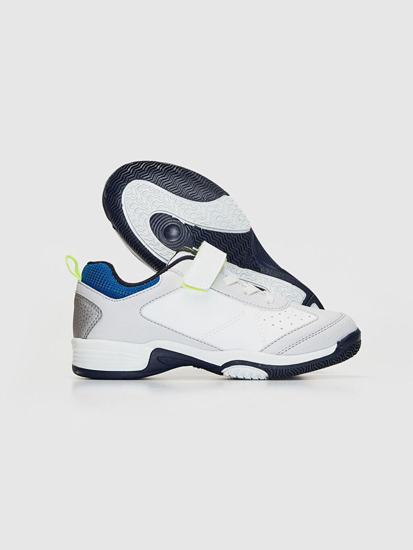 Erkek Çocuk Erkek Çocuk Cırt Cırtlı Günlük Spor Ayakkabı