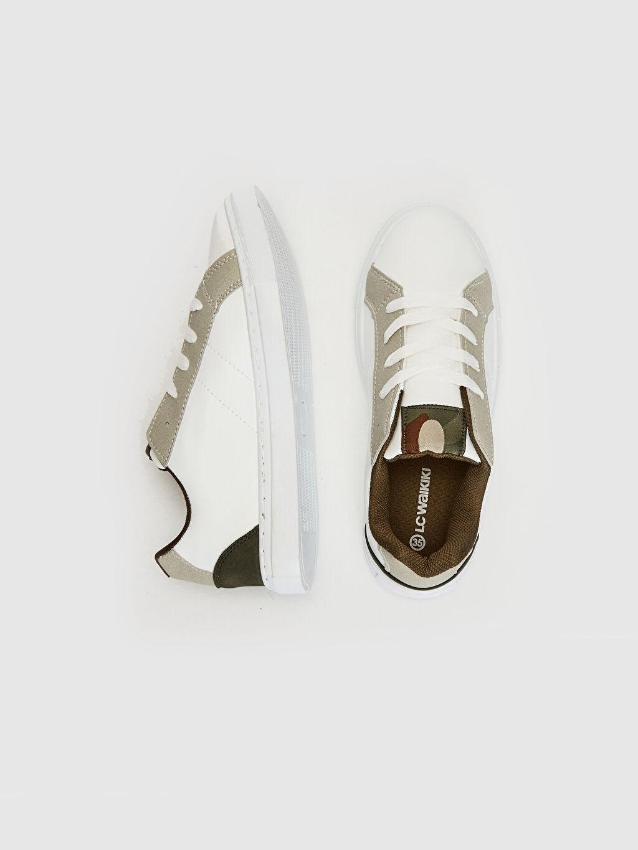 Diğer malzeme (pvc)  Erkek Çocuk Sneaker