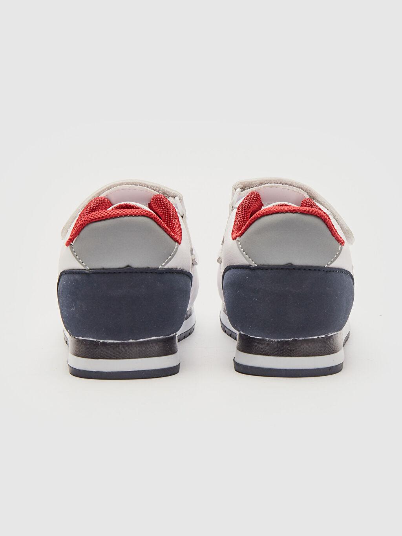Erkek Çocuk Cırt Cırtlı Spor Ayakkabı
