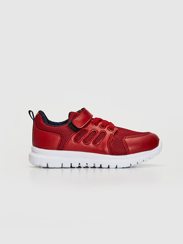 Kırmızı Erkek Çocuk Aktif Spor Ayakkabı 0S7051Z4 LC Waikiki