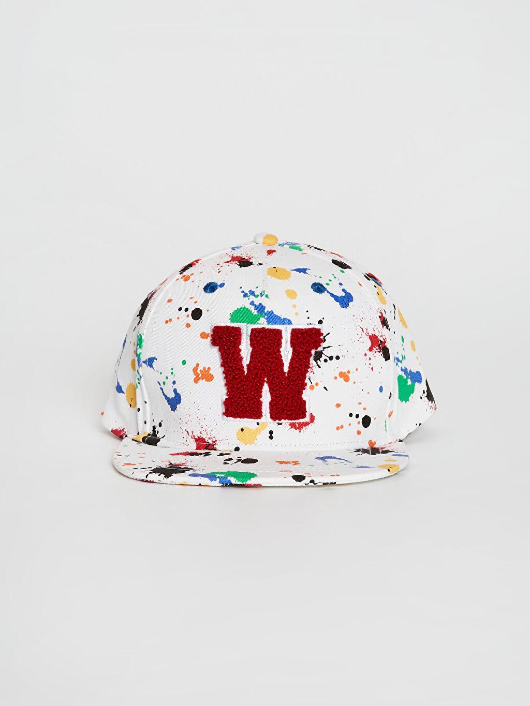 %100 Pamuk  Erkek Çocuk Hip Hop Şapka