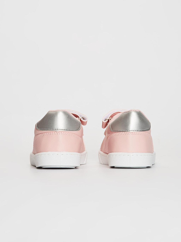 Kız Çocuk 31-38 Numara Cırt Cırtlı Günlük Ayakkabı
