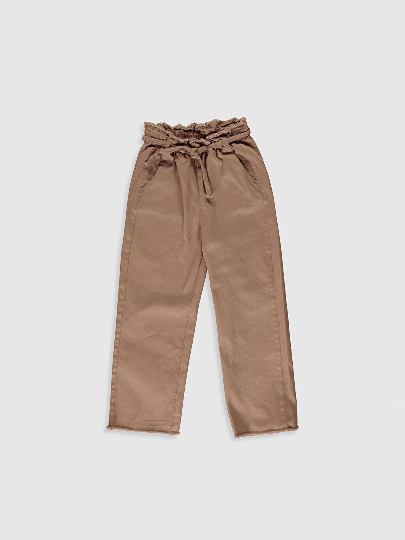Bej Normal Bel Pantolon 0S7823Z4 LC Waikiki