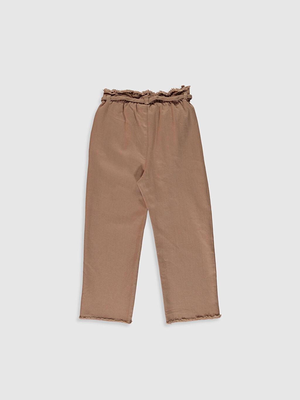 %98 Pamuk %2 Elastan Normal Bel Standart Normal Bel Pantolon