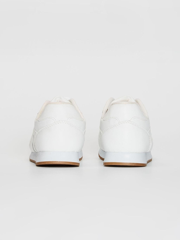 Kız Çocuk Bağcıklı Günlük Ayakkabı