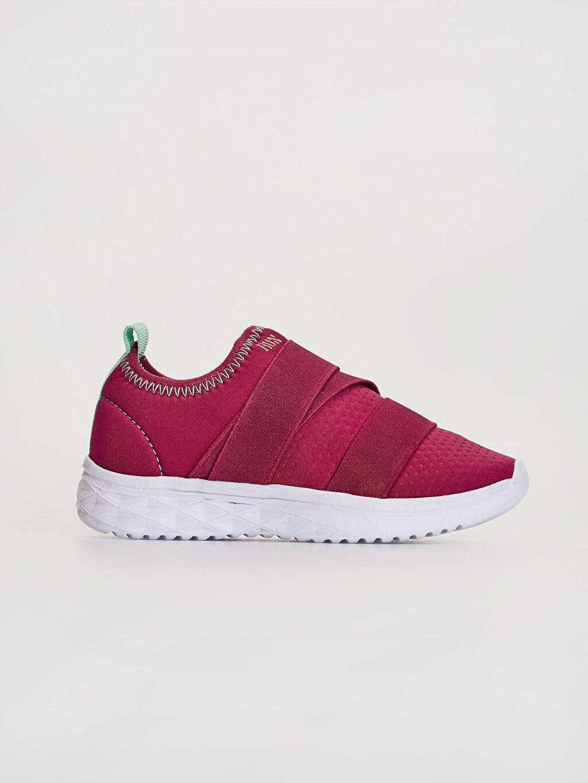 Pembe Kız Çocuk Kalın Taban Spor Ayakkabı 0S8833Z4 LC Waikiki