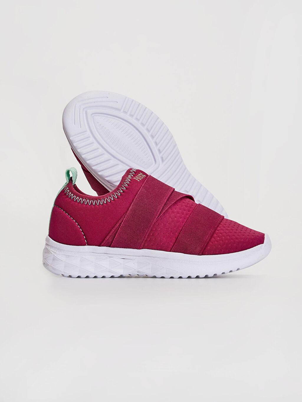 Kız Çocuk Kız Çocuk Kalın Taban Spor Ayakkabı