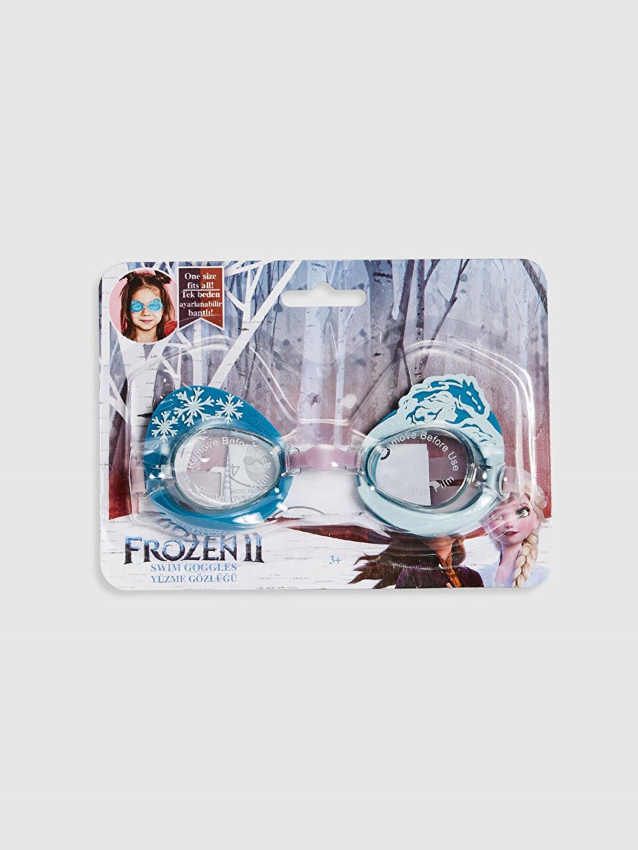 Çok Renkli Kız Çocuk Frozen Deniz Gözlüğü 0S9357Z4 LC Waikiki
