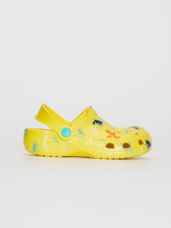 Sarı Erkek Çocuk Sandalet 0S9992Z4 LC Waikiki