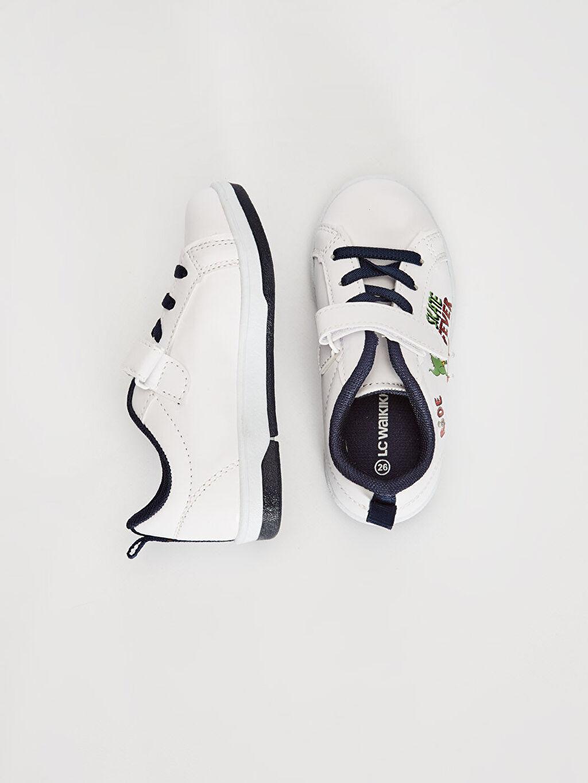 Diğer malzeme (pvc)  Erkek Çocuk Işıklı Günlük Ayakkabı