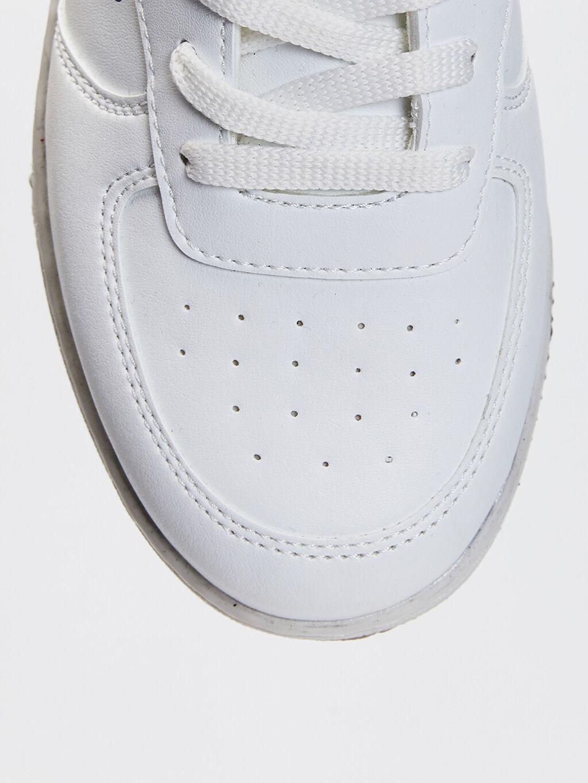 LC Waikiki Beyaz Erkek Çocuk Günlük Ayakkabı