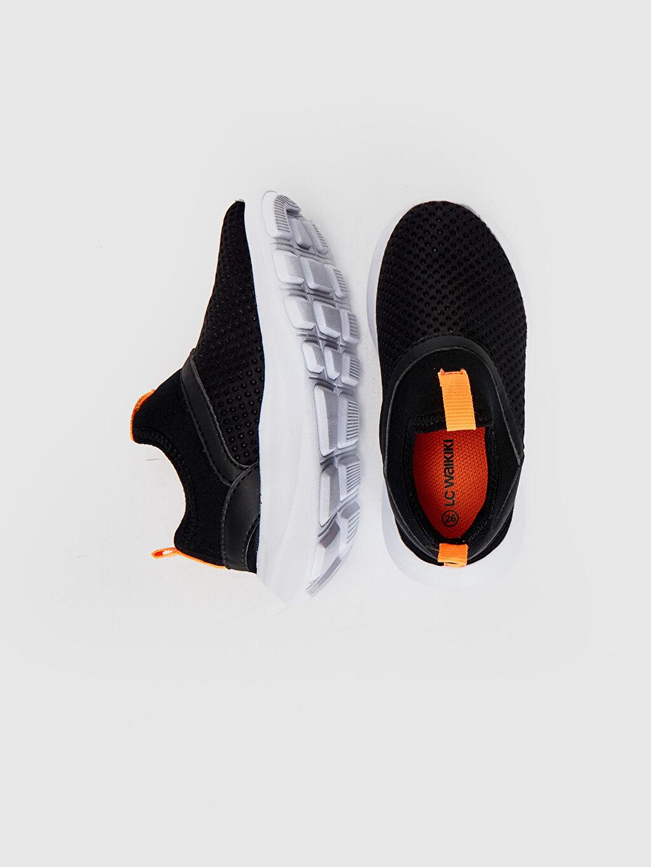 %0 Diğer malzeme (pvc) %0 Tekstil malzemeleri (%100 poliester)  Erkek Çocuk Aktif Spor Ayakkabı