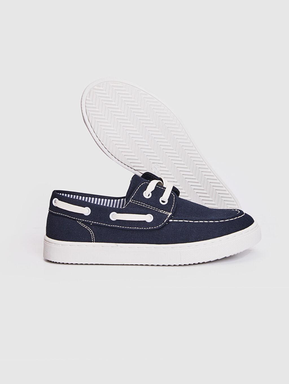 Erkek Çocuk Erkek Çocuk 31-38 Numara Bağcıklı Ayakkabı