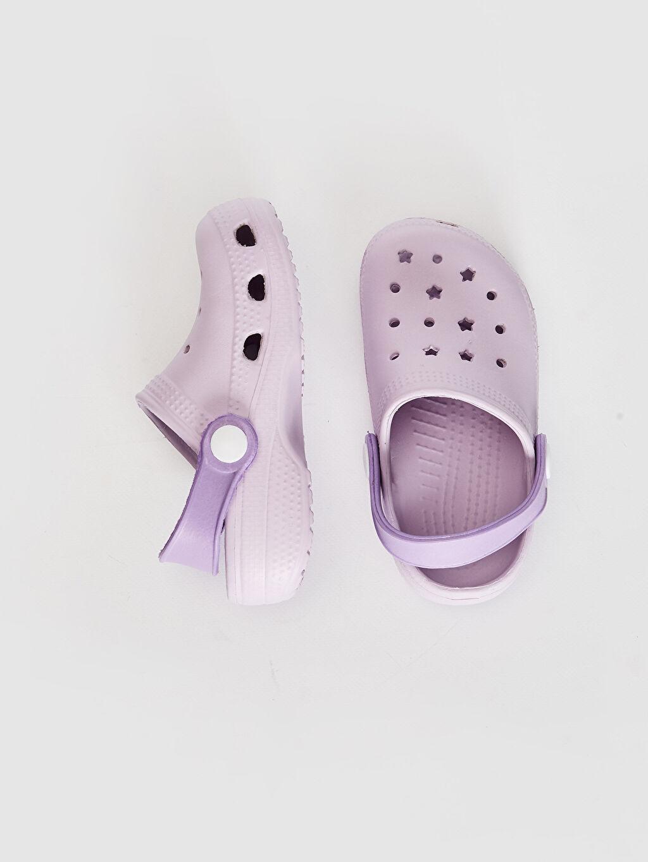 %0 Diğer malzeme (eva)  Kız Çocuk Sandalet
