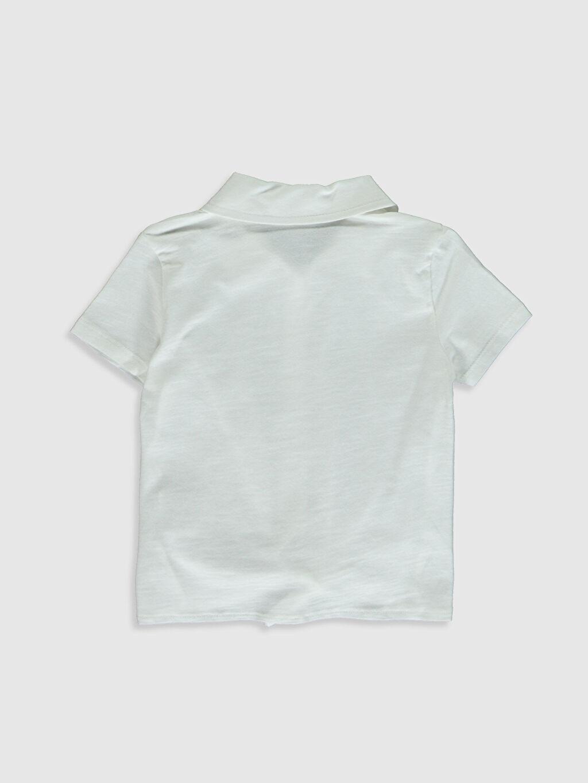 %100 Pamuk  Kız Çocuk Pamuklu Gömlek