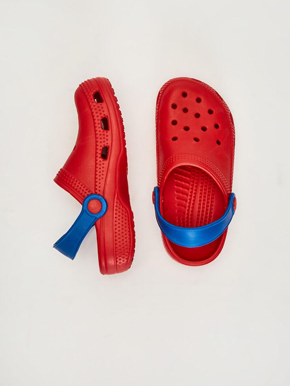 Diğer malzeme (eva)  Erkek Çocuk Terlik Sandalet
